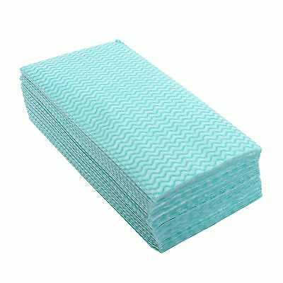 Sabco Professional GIANT CLEANING WIPE 45x60cm 30Pcs GREEN Reusable AUS Brand