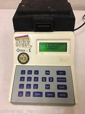 Hybaid Omn-E PCR Thermal Cycler - laboratory DNA biology equipment