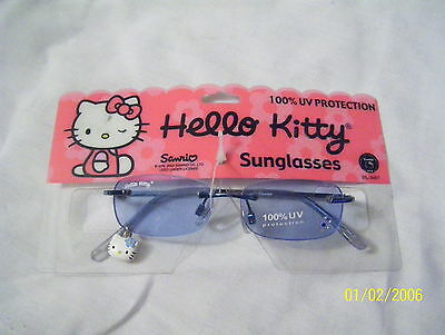 Childrens Hello Kitty Sunglasses,100% Uv Protection, So Cute