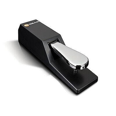 M-Audio SP-2 | Universal Sustain Pedal with Piano Style Action for MIDI Keybo...