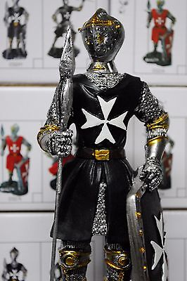 Knight of Malta Figure in Armour Order of St John 20 cm BS042