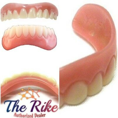 Instant Smile Teeth Upper - Bottom Veneers Dentures Cosmetic Photo Perfect NEW