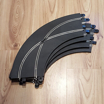 Scalextric Sport & Digital Track Curve Crossovers x 4 - C8203  #A