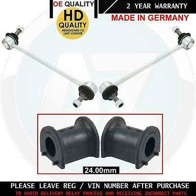 For Vw Transporter T5 Hd Front Anti Roll Bar Links And D Sway Bushes 03-10 Kit