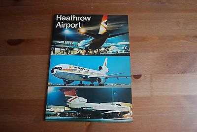 Heathrow Airport in Pictures - 1972