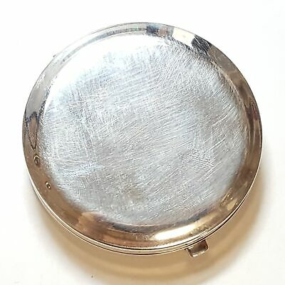 Tiffany and Co. Sterling Silver Compact 3267