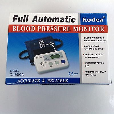 Upper Arm Blood Pressure Monitor New-Boxed