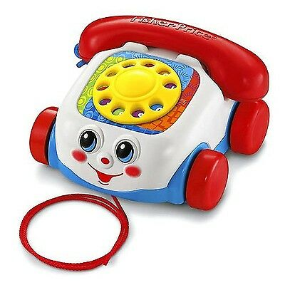 Fisher-Price Baby Toy - Chatter Classic Toddler Telephone