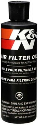 KN Engineering Air Filter Oil 6.5 Ounce 8 oz 99-0533 40-2008 3610-0020 KN990533
