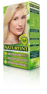 Naturtint Permanent Hair Colorant 10N - Light Dawn Blond