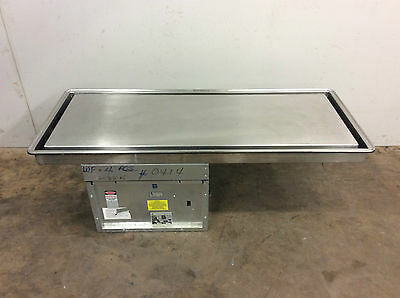 2005 Atlas Industries WF-4 Drop-in Frost Top Buffet pan. Unused leftover 115v