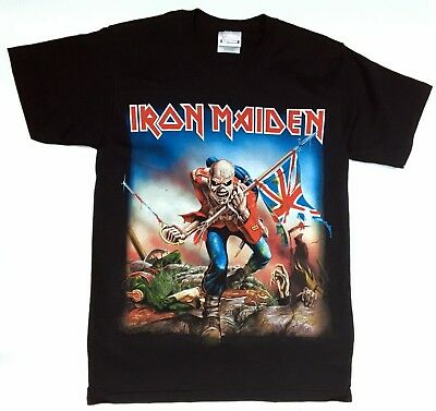 Iron Maiden THE TROOPER T-Shirt NEW Licensed & Official RARE!!!