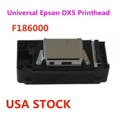 US- Epson DX5 Printhead for Chinese Printers-Epson F186000 Universal New Version