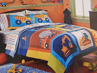 Circo Built It Collection 9 pc Twin or 13 pc Full Bedding Set NIP