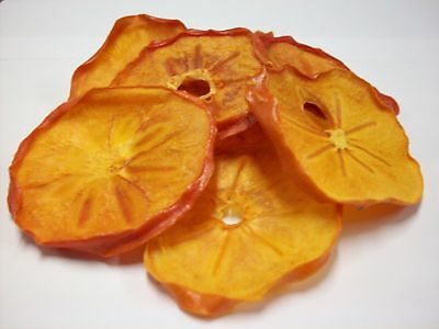 NEW Dried Persimmon by Tropical Harvest QLD