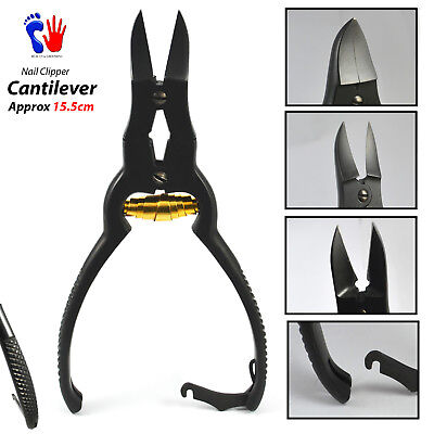 Cantilever Podiatry Toenial Clipper Nipper For Ingrown Thick Nails Remover CE