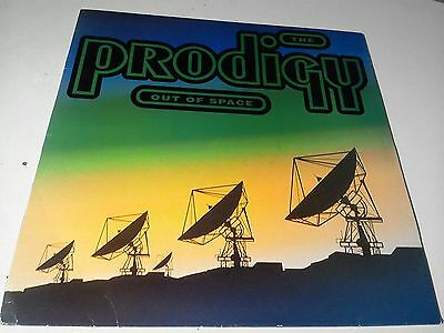 """The Prodigy Out of Space Good 12"""" Single Vinyl Record XLT 35"""