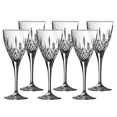 NEW Royal Doulton Earlswood Goblet Set 6pce