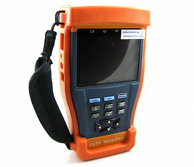 """ST893 3.5"""" Monitor CCTV Camera PTZ Controller UTP Cable Tester Video Signal Test"""