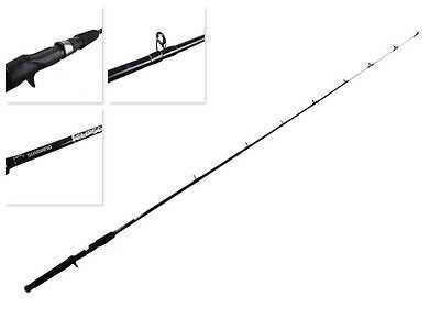 Shimano Eclipse Baitcast Rod 5ft 6in 2-5kg 2pc