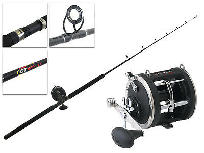 PENN GT 340 Boat Rod and Reel Combo 5ft 5in 10-15kg 1pc