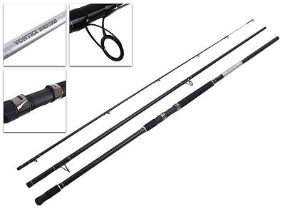 Shimano Vortex Spin Surf Rod with Lumo Tip 13ft 6in 6-12kg 3pc