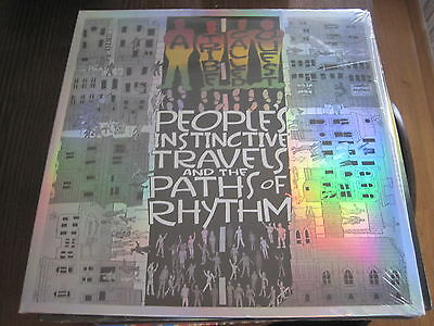 A Tribe Called Quest - People's Instinctive Travels... (1990) - 2Lp Reissue Mint
