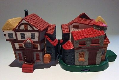 Harry Potter Polly Pocket Ron Weasleys House Mattel no Accessories not complete