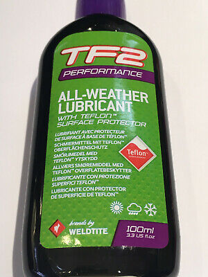 Weldtite Tf2 Performance All-Weather Lubricant With Teflon 100ml