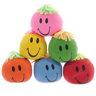squeezable stress ball anxiety relievers squeezy mood head stress relief balls