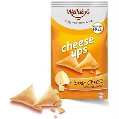 Wellaby'S Classic Cheese Cheese Ups 3 Oz -Pack of 6
