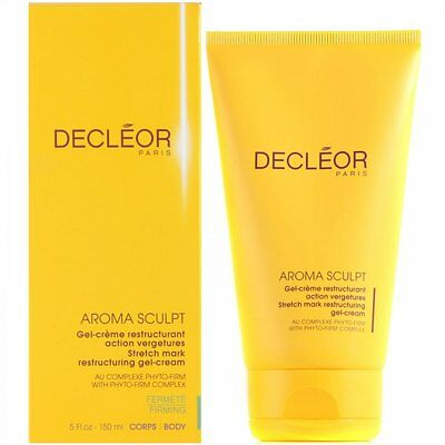 Decleor Stretch Mark Restructuring Gel Cream 150ml - BRAND NEW BOXED - FREE P&P