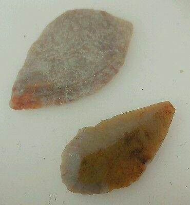 African Neolithic Fan Ear Arrowhead/point  Lanceolate 5000 BC artifact # AR 1501