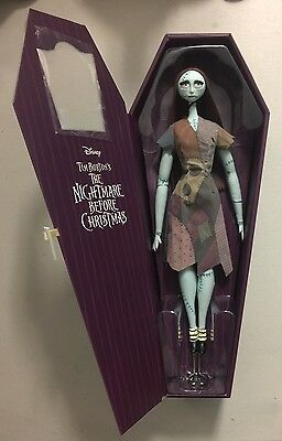 """Sally 14"""" Doll The Nightmare Before Christmas Hot Topic Exclusive 5,600 Pcs Made"""