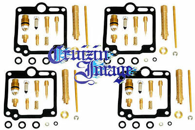 Yamaha Xjr1200 4Kg Carb Repair Kits Carburetor 4 Repair Kits 20-4Kgcr