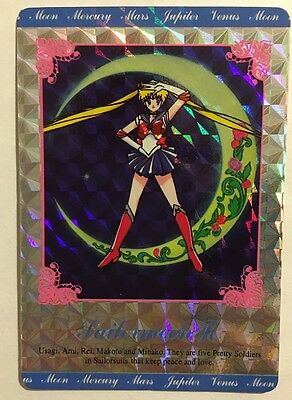 Sailor Moon R Hero Collection Prism 155