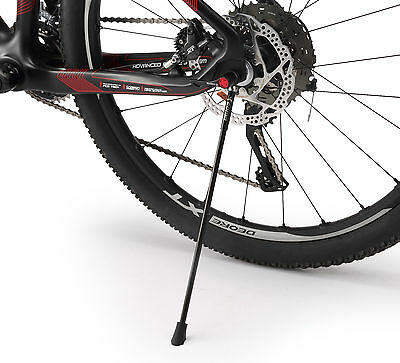 Carbon Kickstand Quick Release Potable Foldable For 26 27.5 700c Wheels MTB Bike