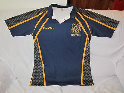 Waverly Rugby Kooga Jersey Tight Size Xl #4