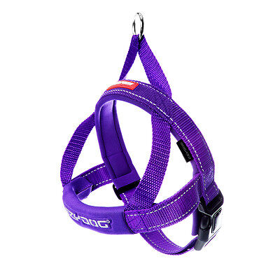 Ezydog Quick Fit Dog Harness - Medium - Purple * WEEKEND SPECIAL *