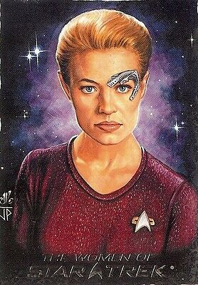 Women of Star Trek Artifex Set (10)
