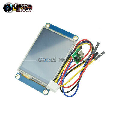 "2.4"" Nextion HMI TFT LCD Display Module For Arduino Raspberry Pi 2 A+ B+ New"