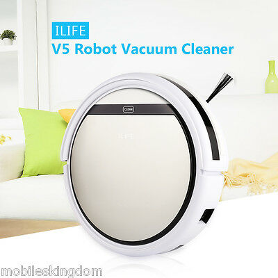ILIFE V5 Smart Cleaning Robot Automatic Vacuum Sweeping Machine Anti-Collision