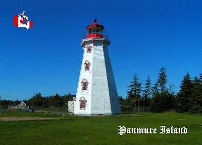 Canada Panmure Island Lighthouse New Postcard