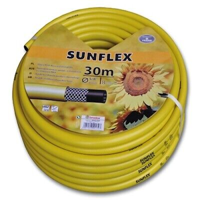 Gartenschlauch Yellow 3 Ply Water Hose Tube Watering 1/2 Inch