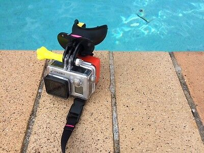 CamGo - Mouth Mount for GoPro - Aussie Seller