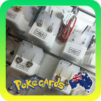 Jewellery EARINGS Business Stock for SALE OVER $20000+ WORTH BULK WHOLESALE