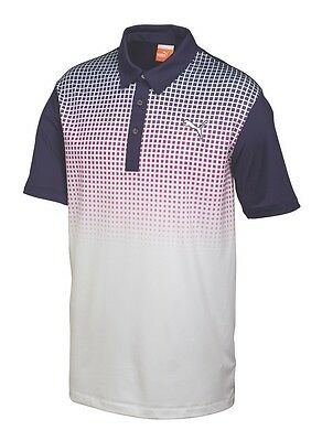 Puma Golf Kinder Polo Shirt 568471-01