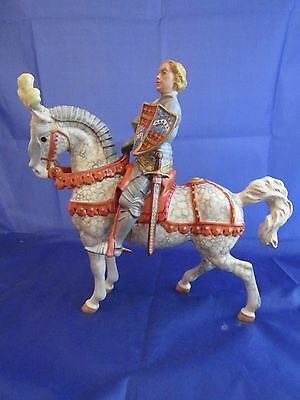Beswick RARE  KNIGHT IN ARMOUR (The Earl Of Warwick Model 1145 issued 1949-1973