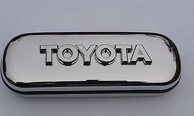 TOYOTA Prius Yaris MR5  car brand new chrome glasses case great gift! Christmas