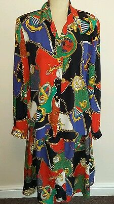 Yarell vintage skirt and blouse size 14